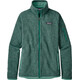 Patagonia W's Better Sweater Jacket Beryl Green w/Beryl Green
